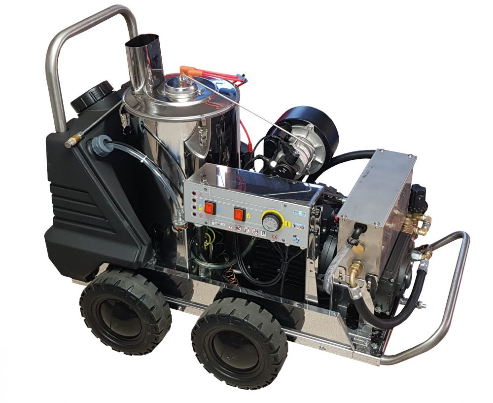 Hot Pressure Washers Edge Cleaning Equipment Specialists